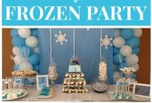 PaRtY-Frozen / by Pink Picker Party