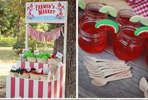 PaRtY: BBQ Vintage Picnic / by Pink Picker Party