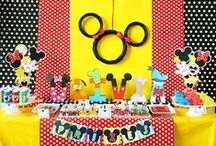 PaRtY: Mickey/Minnie / by Pink Picker Party