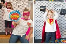 PaRtY: Superhero / by Pink Picker Party