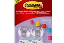 Command™ Products / Collection of Command(TM) Brand Products