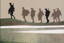 Lehen Mundu Gerra - Primera Guerra Mundial / Eleberriak, filmak, dokumentalak eta Historia liburuak, XX. mendeko gatazkarik garrantzitsuenetakoa hobeto ezagutzeko  // Novelas, películas, documentales y libros de Historia, para conocer mejor uno de los conflictos que marcaron el siglo XX