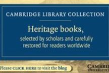 Cambridge Library Collection / The Cambridge Library Collection is the premier imprint for reissues of out-of-copy scholarly books, from multiple publishers, originating from the eighteenth to the early twentieth century. It provides top-quality print and online resources for researchers, students and enthusiasts seeking important works from the past. The collection publishes across the full range of academic subjects, from colonial history and egyptology to linguistics and the history of science and mathematics.