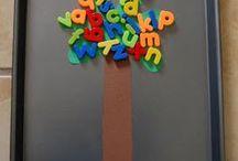 Pre K Classroom / by Lindsey Riha