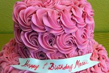 Birthday Cakes / by Cathy Rouse