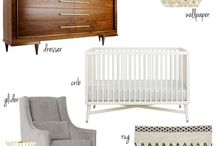 Baby Z :) / Gender Neutral Nursery Design and Inspiration / by Shannon @ Fabulously Vintage