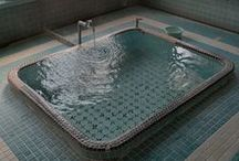 bath / by ओं मणिपद्मे हूं, ,