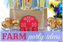 Brodie's 1st Birthday / by Shannon @ Fabulously Vintage