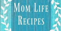 Mom Life Recipes Group Board / I feature your great posts on my Newsletters from this Group Board! Pin all your favorite Mom Meals here! Invite other pinners! Food related pins only! To be invited send me an email to mamasqueaks@whereareyoursocks.com