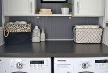 laundry room / by Kirstin Layton