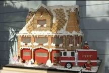 FLAMING GINGERBREAD MADNESS