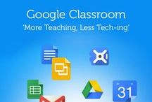Google Classroom / Tips and lesson for ideas for using Google Classroom.