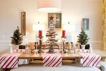 holiday decor and party ideas / by Amanda Perriera