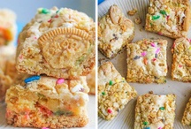 Cake Batter ALL THE THINGS! / If Pinterest has taught me anything, it's that I have an addiction to all things Cake Batter flavored. / by Meredith Wise