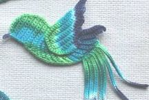 crochet / by Marie Herbert