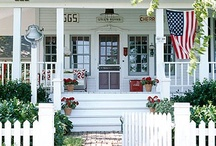 Fabulous Porches / by Connie Herron