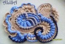 Freeform Crochet / by Marie Herbert