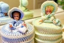 Totally RETRO Crochet & Knitting / by Marie Herbert