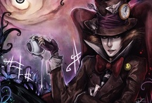 The Hatter / by Lydia Christopher