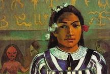 Paul Gauguin / by Linda Borger
