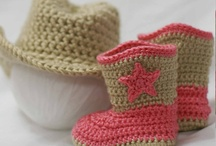 Crochet for BABY & Toddlers / by Marie Herbert