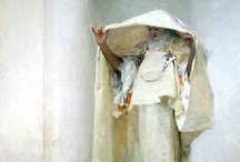 """John S. Sargent - Realism / """"I do not judge; I only chronicle."""" / by Linda Borger"""
