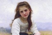 William Adolphe Bouguereau / by Linda Borger