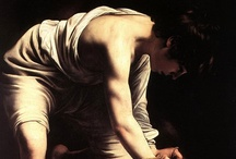 Caravaggio / The artist's use of light is breathtaking. / by Linda Borger