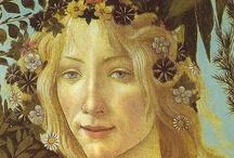 Sandro Botticelli / by Linda Borger