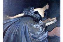 ART 1: John W. Alexander / by Linda Borger