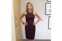 What's Sheryl Wearing / Spotted - Sheryl Clark, President of Boston Proper, looking FABULOUS in our outfits. / by BOSTON PROPER