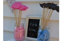 Baby Shower and Gender Reveal Party / by Rachelle' White