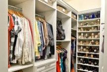 My perfect organized closet.... / by Leah Coil