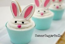 Spring and Easter Stuffs / by Rachelle' White