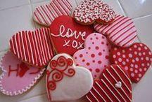 Valentine's Day Stuffs / by Rachelle' White