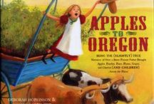 Picture Books About Fall and Harvest / Books that celebrate Fall and all its flavors. / by Bank Street Library *
