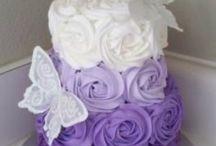 Emily's Cake Board / CAKES!!!!