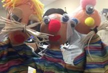 Puppets / Puppets and Puppetry.   / by Bank Street Library *