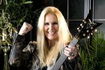 Guitar players I love / by Penny Douglas