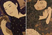 Ikenaga & Kobayashi / by Linda Borger