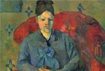 Paul Cezanne / by Linda Borger