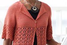 Crochet Clothing / by Marie Herbert