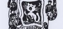 Ex Libris / A wonderful tradition that I fear is largely lost. I had my own plate when I was a child and cherished every book.  It's interesting that cats play a predominant role as subjects of these book plates!