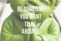 Little sayings I love