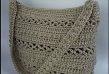 Crochet Bags, Purses. etc. / by Marie Herbert