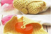 Crochet Bathroom / by Marie Herbert
