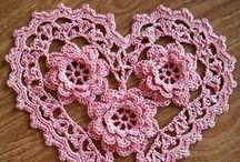 Crochet Hearts / by Marie Herbert