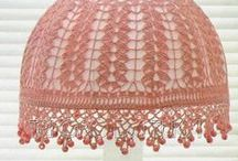 Crochet Curtains, lampshades & decor / by Marie Herbert