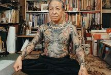 Tattoos / by HYPEBEAST