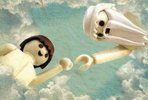 ART PARODIES - Lego